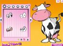 Jeu Madame Vache