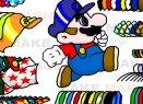 Jeu de relooking de Mario